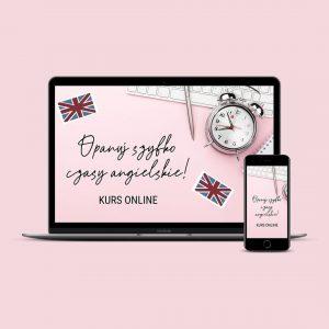Kurs online Opanuj szybko czasy angielskie