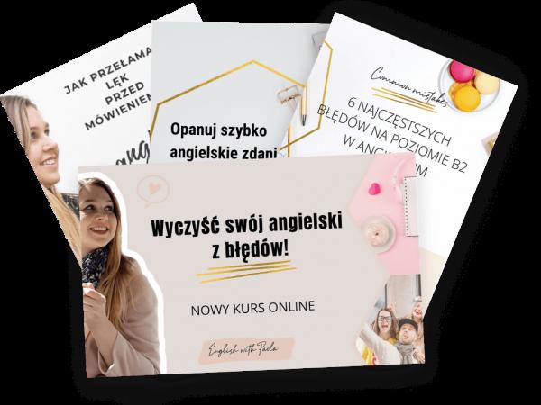 Kursy i wyzwania Wyczyść swój angielski z błędów Paola Menin